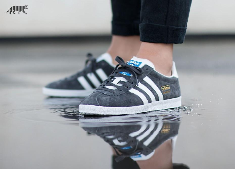 dc92ff4d2755 Кроссовки Adidas Originals Gazelle OG Grey S74846 (Оригинал) - Football  Mall - футбольный интернет