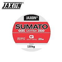 ПЛЕТЕНКА JAXON SUMATO СОМ на 120 кг 20 м