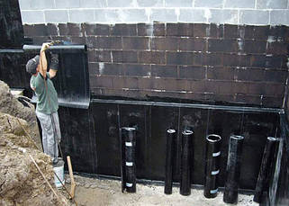 Гидроизоляционые материалы