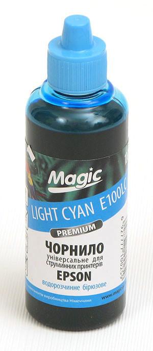 Чернила Magic Epson универсальные  Light Cyan (100 мл)