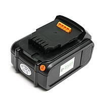 Аккумулятор PowerPlant для инструментов DeWALT GD-DE-18(C) 18V 4Ah Li-Ion