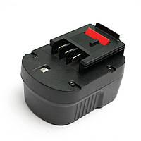 Аккумулятор PowerPlant для инструментов BLACK&DECKER GD-BD-12(B) 12V 2Ah NICD