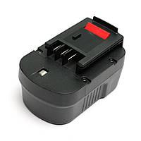 Аккумулятор PowerPlant для инструментов BLACK&DECKER GD-BD-14.4(B) 14.4V 2Ah NICD