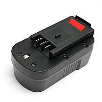 Аккумулятор PowerPlant для инструментов BLACK&DECKER GD-BD-18(B) 18V 2Ah NICD