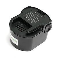 Аккумулятор PowerPlant для инструментов AEG GD-AEG-12(B) 12V 2Ah NICD
