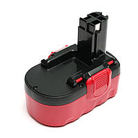 Аккумулятор PowerPlant для инструментов BOSCH GD-BOS-18(A) 18V 1.5Ah NICD