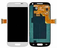 Дисплей Samsung Galaxy S4 Mini GT-I9195 / I9190 White complete ( TFT )