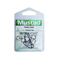 КРЮЧКИ MUSTAD LONG POINT 10650BLN rozm14 10 шт