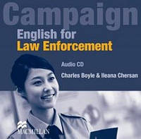 English For Law Enforcement  CD(2)