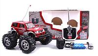 Джип Тарзан на больших колесах рlay smart на радиоуправлении HN, КК