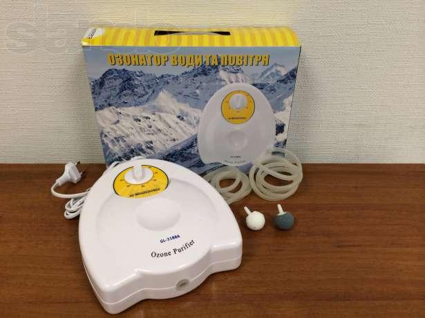 Озонатор  воды и воздуха GL-3188A АскоУкрем. Выход озона 200 мг/ч