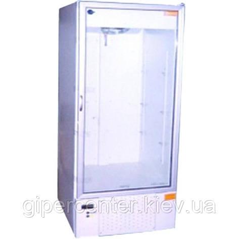 Холодильный шкаф со стеклянной дверью Айстермо ШХС-0.5 (0...+8°С, 600х660х1950 мм), фото 2