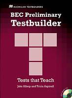 BEC Prelim Testbuilder & Pk