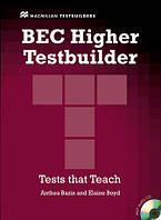 BEC Testbuilder Higher + CD