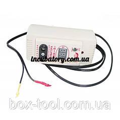 Цифровий Терморегулятор з вологоміром ТЦИ Лина + В