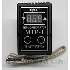 Терморегулятор МТР - 1 цифровий однопороговый