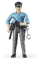 BRUDER  Фигурка полицейского с аксессуарами  (60050)