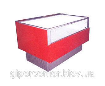 Холодильная пристенная ванна (бонета) Айстермо ВХ-400 (0…+8˚С, 1570х960х1050 мм, автооттайка), фото 2