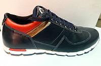 Туфли подростковые кожаные Uk0342
