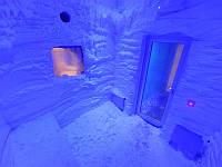 строительство снежных комнат