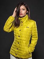 Современная курточка с на молнии