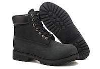Ботинки Timberland Classіc Black Boots черные