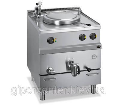 Электрический пищеварочный котел Apach APKE-77 объемом 50 л, фото 2