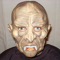 Карнавальная маска резиновая Вампир