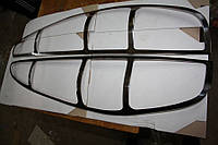 Хром накладки на Mercedes Vito 639 накладки на стопи Нержавеющая сталь