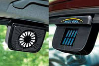 Вентилятор Auto Cool на солнечной батарее