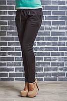 Стильные женские  брюки с начесом