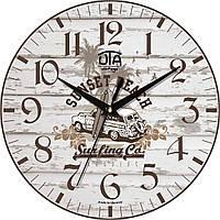 Годинник настінний ЮТА Vintage 330Х330Х30мм 056 VP 85293d411b476