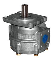 Гидромотор шестеренный ГМШ50-3(Л) (круглый)