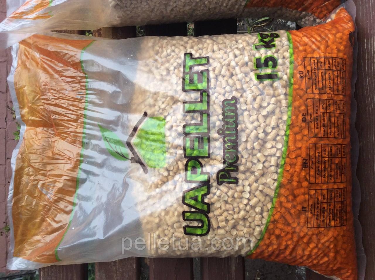 pellets energi per kilo