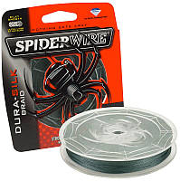 ПЛЕТЕНКА SPIDERWIRE DURA GREEN SILK 0.12mm137m