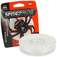 ПЛЕТЕНКА SPIDERWIRE DURA SILK WHITE 0.08mm137m
