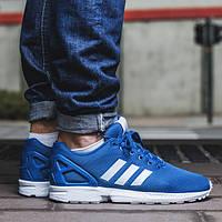 Кроссовки Adidas ZX Flux Blue AF6344 (Оригинал)