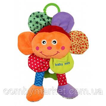 Музична іграшка Baby Mix STK-15588FL Плюшевий квітка