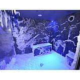 СТРОИТЕЛЬСТВО ГРОТА с ВОДОПАДОМ. Строительство Снежных Комнат. дизайн ГРОТА из НАТУРАЛЬНОГО КАМНЯ, фото 4