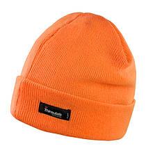 Зимняя шапка UNISEX LIGHTWEIGHT THINSULATE HAT цвет оранжевый RC133X