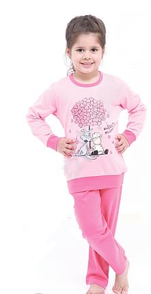 "Пижама или домашний костюм на девочку ""Дерево любви"", фото 2"