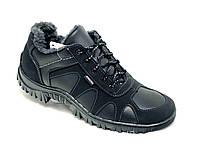 Мужские зимние кроссовки на меху Б-15