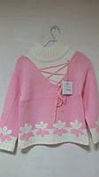 Детский свитер девочка в ассортименте
