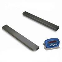 Балочные весы 4BDU1500Р бюджет 140х1200 мм (на 1500 кг)
