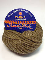 Пряжа альпака микс Италия - цвет меланжевый