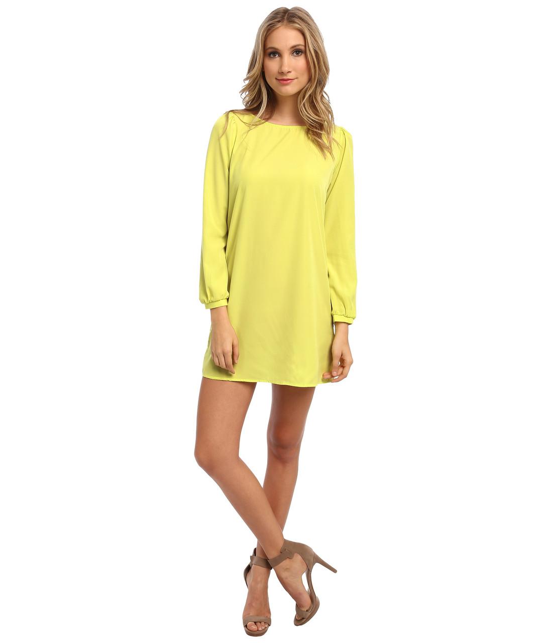 Платье Brigitte Bailey, Chartreuse
