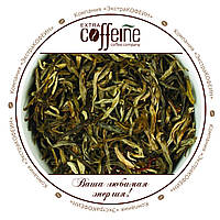 Китайский среднелистовой зелёный чай с жасмином