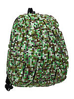 Рюкзак MadPax Digicamo Block Half Backpack green (средний)