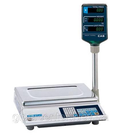 Весы электронные настольные торговые AP-M до 30кг, фото 2