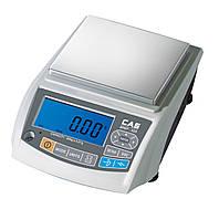 Весы лабораторные, аналитические MWP-1200 до 1200г.